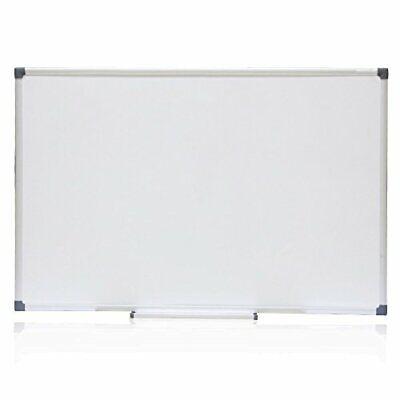Viz-pro Cat-eye Magnetic Whiteboarddry Erase Board Silver Aluminium Frame