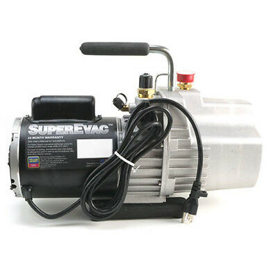 Yellow Jacket 93589 Superevac 8 Cfm Two-stage Vacuum Pump 100 Vac 50 Hz