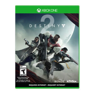 DESTINY 2-XBOX ONE
