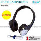 USB MP3 Player Earbuds