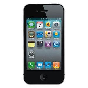 refurbished iphone 4 cell phones smartphones ebay. Black Bedroom Furniture Sets. Home Design Ideas