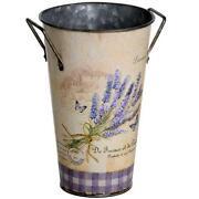 Tin Vase