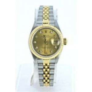 Rolex Ladies Oyster Perpetual Datejust with Jubilee Bracelet