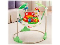 Jumperoo for sale - Fisherprice Rainforest - good condition