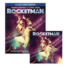 Rocketman BR/LP Bundle [New Blu-ray]