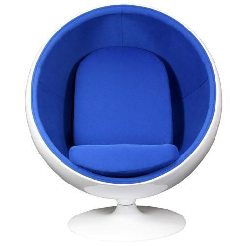 eero aarnio ball chair ebay. Black Bedroom Furniture Sets. Home Design Ideas