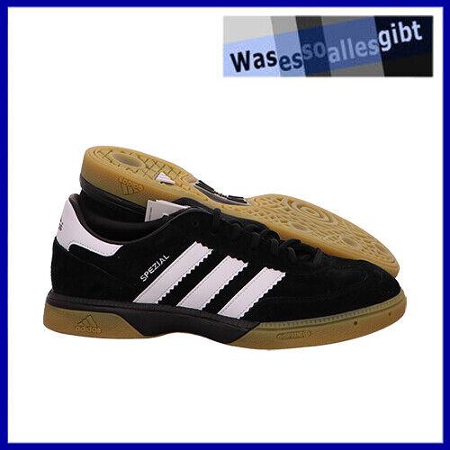 SCHNÄPPCHEN! adidas Handball Spezial  schwarz/weiss  Gr.: 42 /2/3  #H 4248