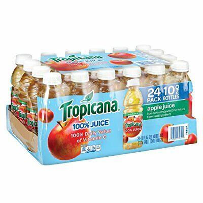 Tropicana Apple Juice 10 oz. 24 Count
