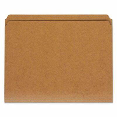 Universal Kraft File Folders Straight Cut Top Tab Brown 100box Unv16130
