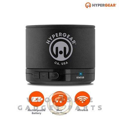 Naztech HyperGear MiniBoom Wireless Speaker - Black