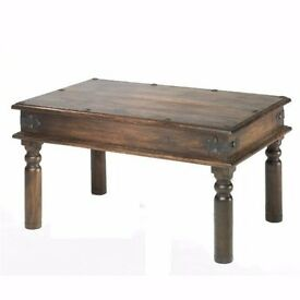 Coffee Table Sheesham & acacia wood Wax Lacquer Finish