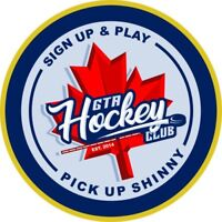 PICKUP HOCKEY Greater Toronto Area