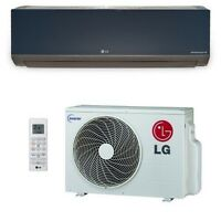 LG artcool ductless air conditioner