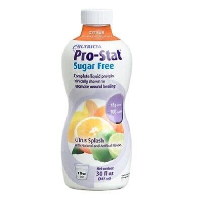 Pro-Stat Sugar Free Citrus Splash 30 fl oz 1 each - 30 oz (Sugar Free Splash)