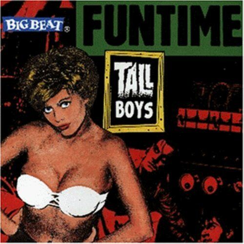 Tall Boys - Funtime [new Cd] Uk - Import