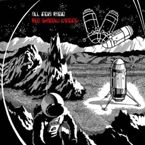 All India Radio - Red Shadow Landing [New CD]