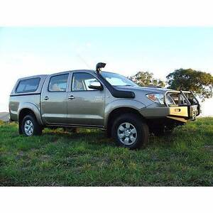 Toyota Hilux 25 Series 1KF-FTV 3.0L Turbo Diesel 05-09 Smythesdale Golden Plains Preview