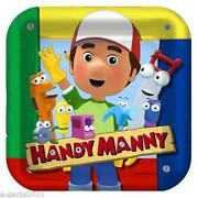 Handy Manny Birthday