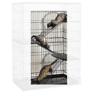 NEW ProSelect ZW84194 Steel Cat Cage Ramp Kit, Set of 3