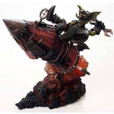 World of Warcraft: Series 6: Goblin Tinker: Gibzz Sparklighter Action Figure