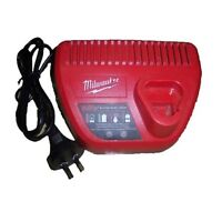 Milwaukee M12 FastCharge Lithium-Ion Charger New