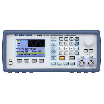 Bk Precision 4047b 20 Mhz Dual Channel Functionarbitrary Generator