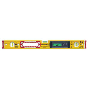 Stabila Electronic Digital Spirit Level 196-2 - 1.8m / 72 in - STB196E-2-180P