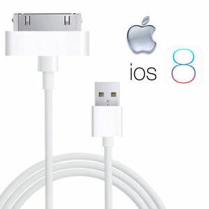Genuine Apple iPod Touch 4th 3rd 2nd Generation 4G 3G 2G Charger USB Lead Cable