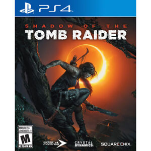 Brand New - Shadow of the Tomb Raider - PS4