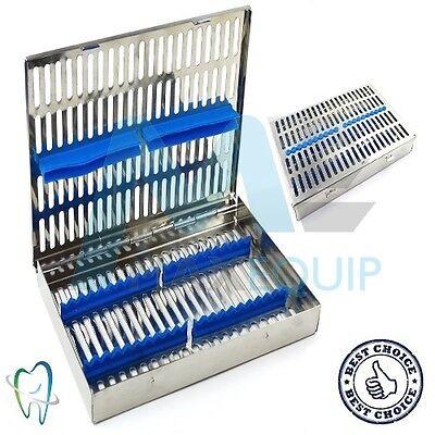 Sterilisation Sterilisierung Halten 20 Zahn Kasetten Tablett Gestell