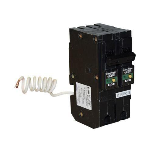 Eaton BRL215CAF Plug-In Mount Type BR Combination Arc Fault Circuit Breaker