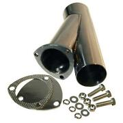 Manual Exhaust Cutouts