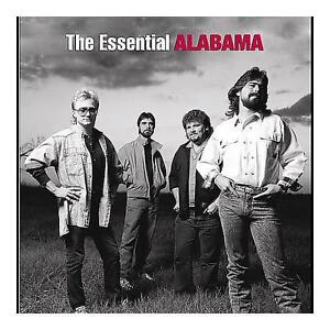Essential Alabama cd-2 cd collection in mint condition + bonus