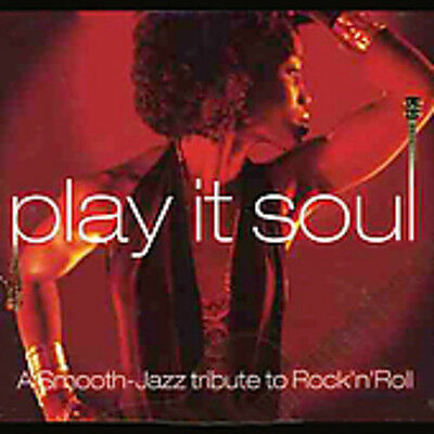 Various Artists   Smooth Jazz Tribute To Rockn Roll  New Cd  France   Import