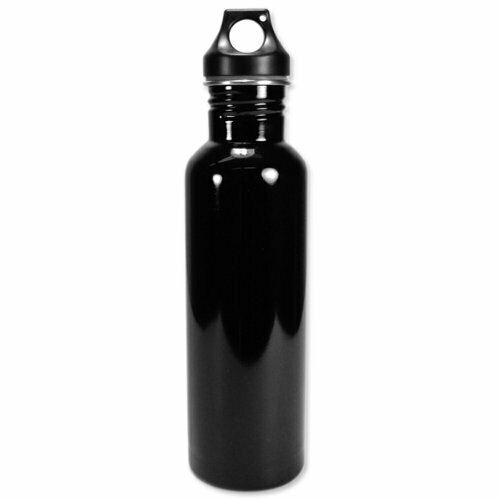 Eco-Friendly Wide Mouth 25 oz Stainless Steel Water Bottle -