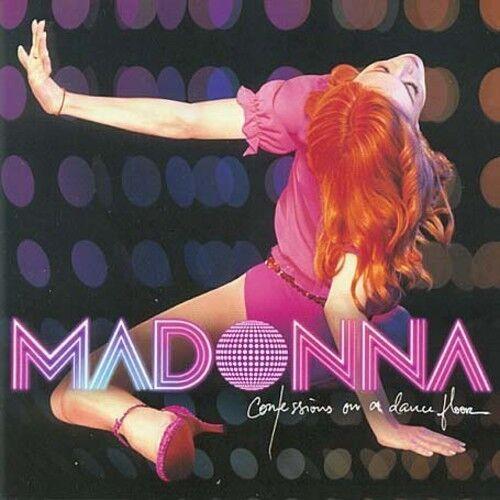 Madonna - Confessions on a Dancefloor (Pink Vinyl) [New Vinyl LP] UK - Import