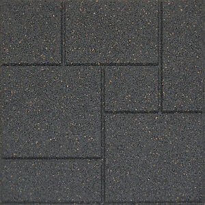 """90-RUBBER COBBLESTONE STAIR TREADS- 10""""X24""""AND 18""""X18"""" LONG. St. John's Newfoundland image 3"""