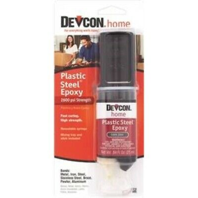 Devcon Plastic Steel 0.84 Oz. Epoxy