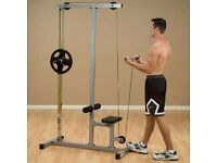 Poweline multi gym (Powerline PLM180X Lat Machine) RRP £249, Im selling for £99!!