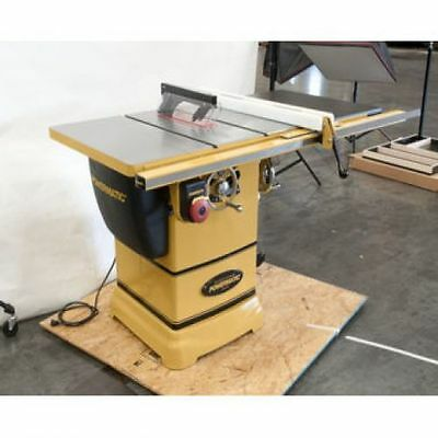 Powermatic saw owner 39 s guide to business and industrial for Powermatic 66 table saw motor