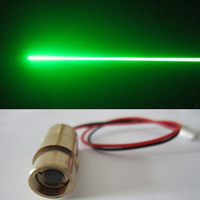 High Quality Lab 532nm 120mw Green Laser Modulelaser Diodelight Free Driver
