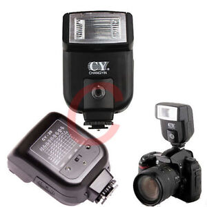 Canon Nikon Sony Flash Mini Sabot SpeedLite Sync Port 100% NEUF