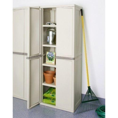 Storage Cabinets Metal Outdoor Shoe Media Amp Wood Ebay