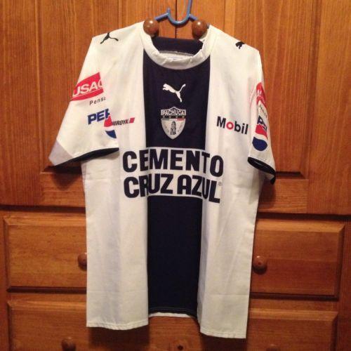 Pachuca Jersey  Soccer  0e66aea3234da