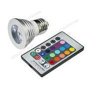 E14 LED RGB
