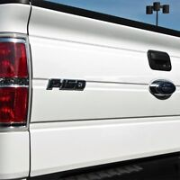 2010-2014 white tailgate with cam/step/mirror