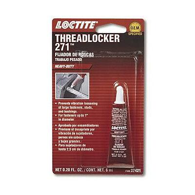 Loctite 37421 - Threadlocker Red High Strength 6ml