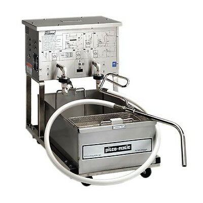 Pitco Rp14 Portable Fryer Filter 55 Lb. Capacity W Reversible Pump