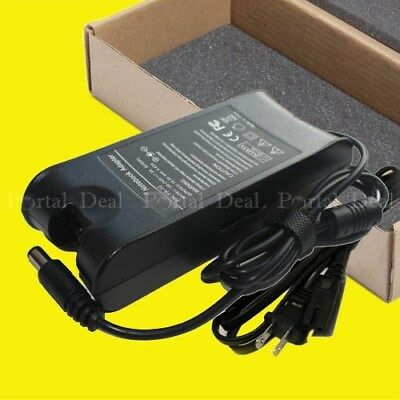 Power Cord Cable+Battery Charger for Dell Inspiron 1545 Laptop PA21 XK850