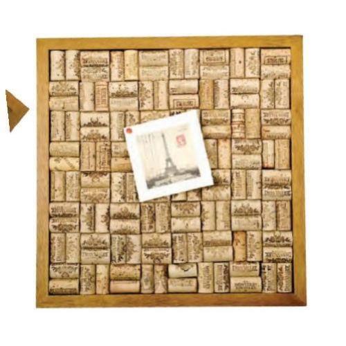wine cork board ebay. Black Bedroom Furniture Sets. Home Design Ideas